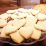 shortbread biscuits #28BBB2